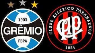 Melhores Momentos - Grêmio 0 X 1 Atlético-PR  - Copa Do Brasil 2016