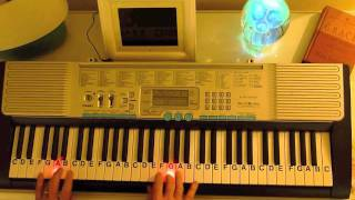 How to Play ~ Stand By Me ~  Key-C ~ LetterNotePlayer ©