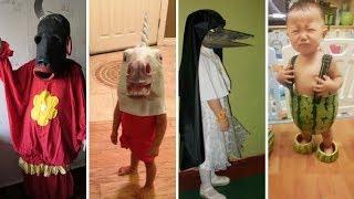 Самые нелепые детские костюмы сделанные родителями