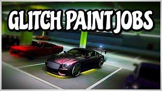 gta v online modded paint jobs - TH-Clip