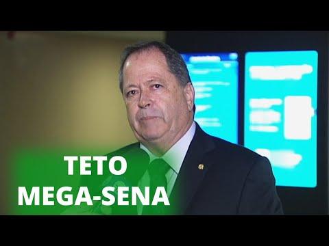 Projeto prevê teto para Mega-Sena e destina excedente à quina - 05/12/19