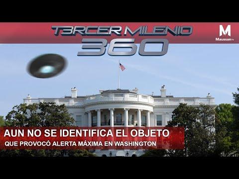 Tercer Milenio 360: No se identifica el objeto que provocó alerta en Washington  l 27 de Noviembre