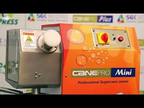 Sugarcane Juice Machine - Cane Pro Mini