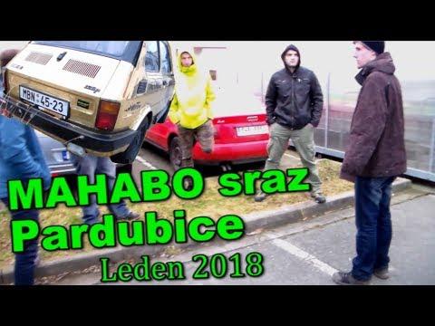 Event-VLOG #83 - MAHABO sraz Pardubice - Leden 2018 + MENTův Maluch
