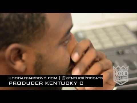 Producer Kentucky C Beat Construction & Interview #HoodAffairs   @KentuckyCbeats