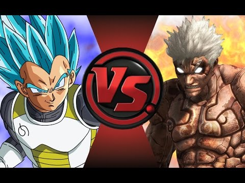 VEGETA vs ASURA! Cartoon Fight Club Episode 65