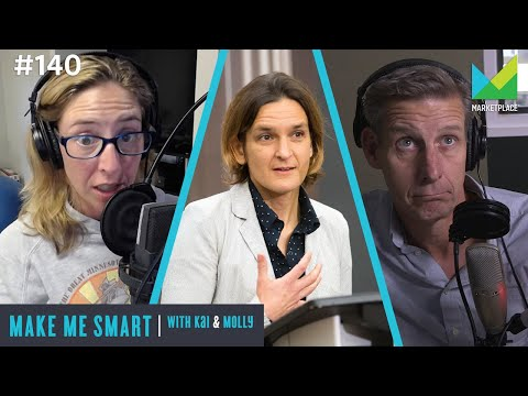 Is this even working? Economist Esther Duflo is trying to find out. | Make Me Smart #140