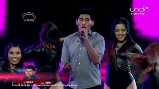 Juan Interpreta Un Gran Tema    Galas     Factor X Bolivia 2018