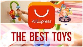 Лучшие развивающие игрушки с aliexpress для детей