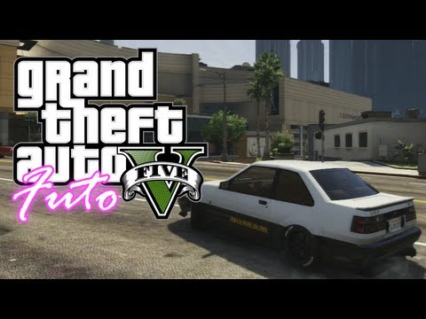 GTA V: How To Find The Karin Futo! [GTA 5]