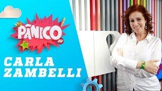 Carla Zambelli - Pânico - 21/02/19