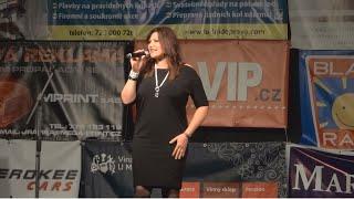 preview picture of video 'Ilona Csáková ♥ Malý vůz ~ 20.9.2014 Křídla motýlí Dolní Dunajovice ~ Živě HD'