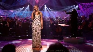 Charlotte Church: My Lagan Love (2001). Live, HD, lyrics, subtitles.