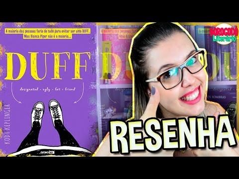 DUFF | Resenha | por Borogodó Literário