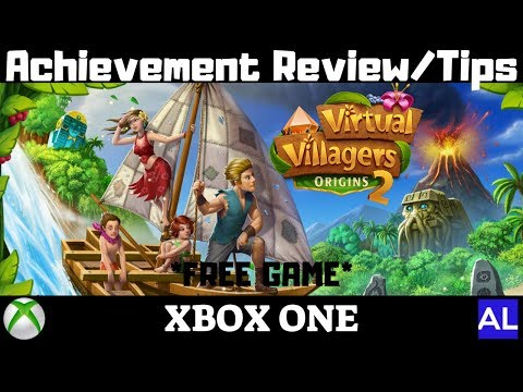 Virtual Villagers Origins 2 (Xbox One) Achievement Review/Tips - Free Game