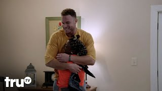 Double Cross with Blake Griffin - Daughter Sends Burglars To Parents Home (Clip) | truTV