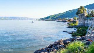 Video: Galilejské jezero je po 28 letech téměř plné