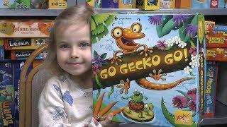 Go Gecko Go! (Zoch) - ab 6 Jahre - Nominiert zum Kinderspiel des Jahres 2019