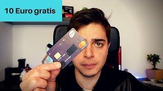 [10 EURO gratis con Hype ] - Direttamente sulla carta prepagata!