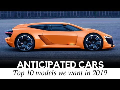 10 Most Anticipated Cars Of The Upcoming Years (Performance And Speed Leaders)