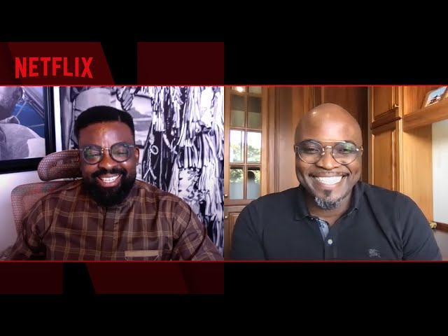 More Naija Stories from Kunle Afolayan Coming to Netflix!