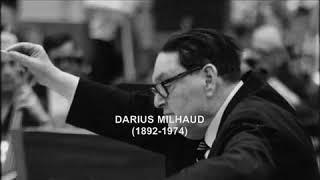 Milhaud- Symphonie no.10 op.382 (1960)