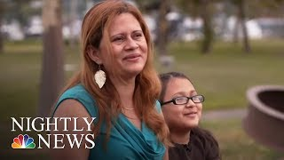 Undocumented Connecticut Mother Who Took Refuge In Church Wins Reprieve | NBC Nightly News