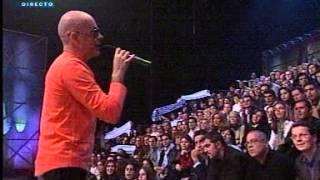 Pedro Abrunhosa no Herman SIC - 'Tudo o Que Eu Te Dou'
