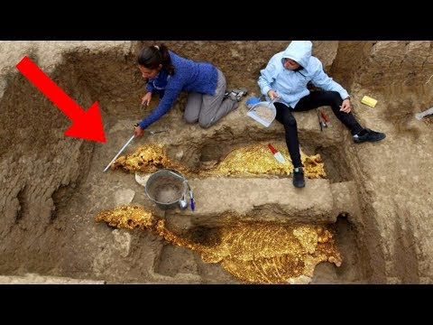 , title : 'Most RARE Archaeological Discoveries Involving HORSES!