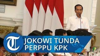 Jokowi Pastikan Tak akan Terbitkan Perppu KPK demi Menghargai Uji Materi di MK