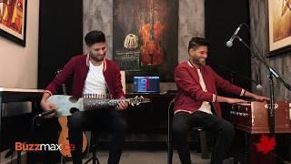 Canadian National Anthem | O Canada | Buzzmax.ca | Leo Twins
