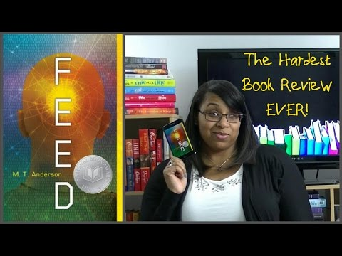 Book Review | Feed, by M.T. Anderson (Audiobook)