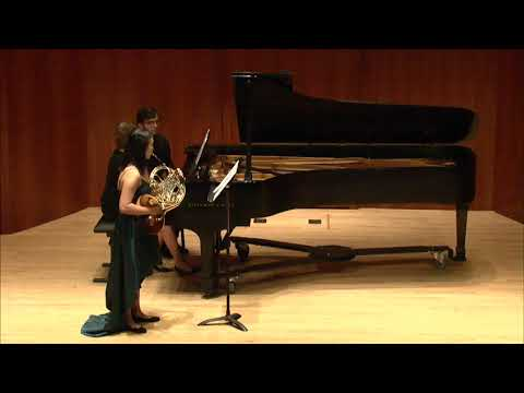 Richard Bissill - Song of a New World Performed at my degree recital Oct 2019