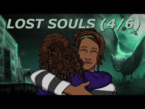 Criminal Case Mysteries of the Past - Case #46 - Lost Souls (4/6)