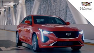 YouTube Video T0z-SDYZ1yg for Product Cadillac CT4 Sedan by Company Cadillac in Industry Cars