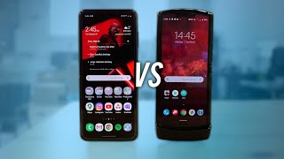 Moto RAZR VS Samsung Galaxy Z Flip: Too EASY?