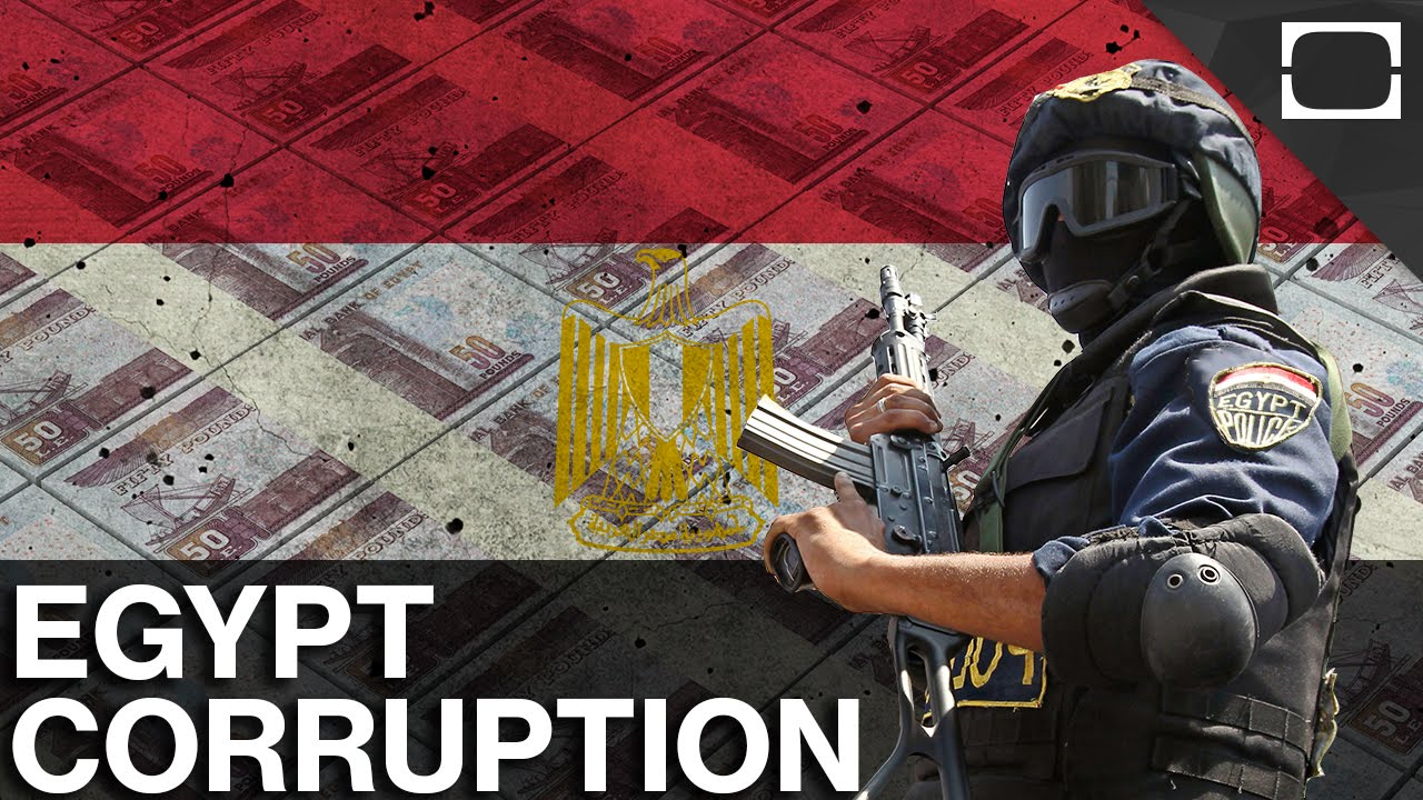 How Corrupt Is Egypt? thumbnail