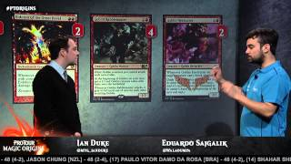Pro Tour Magic Origins Deck Tech: Red Aggro with Eduardo Sajgalik