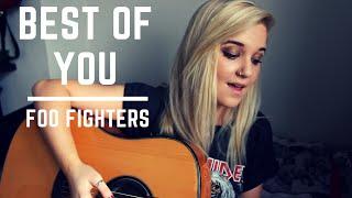 Best Of You - Foo Fighters (Lianne Kaye)
