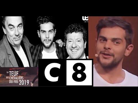 Passage télé C8 et Comedie +