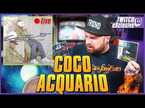 Coco - Acquario  ( Disco Completo ) * REACTION * Arcade Boyz 2019