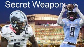 Houston Texans SECRET WEAPON ISAIAH COULTER
