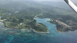 Quick flight from Montego Bay to Negril or Ocho Rios KVS TRAVEL 610-334-1917