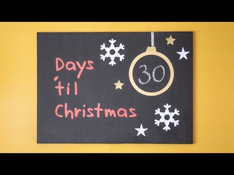 Classroom Countdown to Christmas - Ellison Education