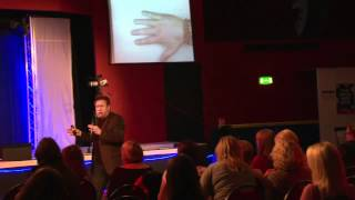 Robin Lown, Master Palmist, For Psychic Fayre   Part 2