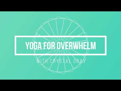 Yoga for Stress and Overwhelm for Beginners