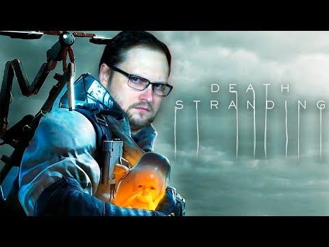 Death Stranding ► СТРИМ #3 видео