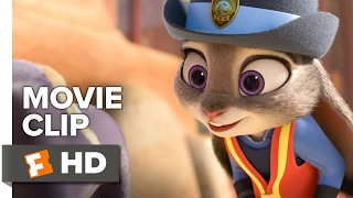 Zootopia Movie CLIP - Popsicle (2016) - Ginnifer Goodwin Movie