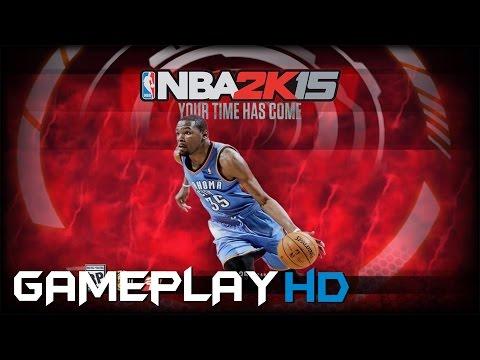 Gameplay de NBA 2K15