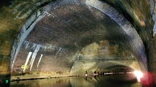 Megatron Sheffield's Awesome Underground Explore